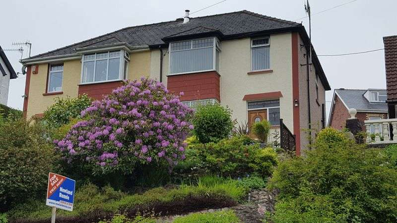 3 Bedrooms Semi Detached House for sale in Broadway, PONTYPOOL, Torfaen