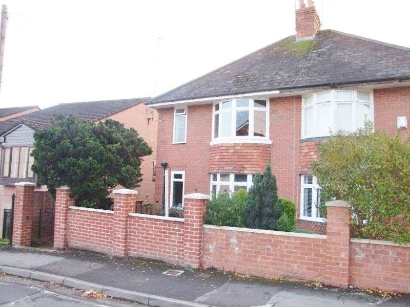 3 Bedrooms Semi Detached House for sale in Highfield Road, Yeovil
