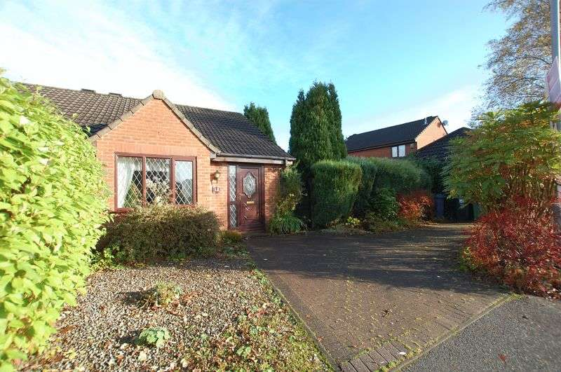2 Bedrooms Semi Detached House for sale in Boundary Drive, Bolton