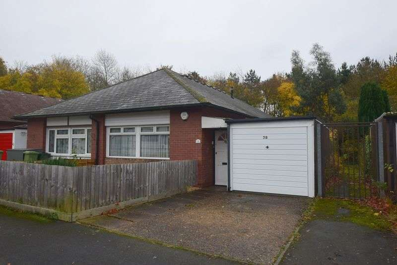 3 Bedrooms Semi Detached Bungalow for sale in Beanfare, Beanhill, Milton Keynes