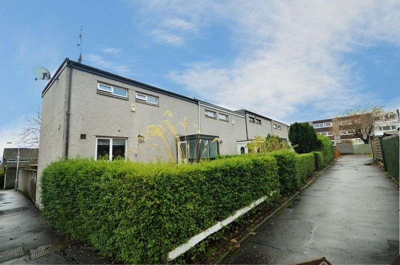 2 Bedrooms Terraced House for sale in Shiel Court, Rimbleton, Glenrothes