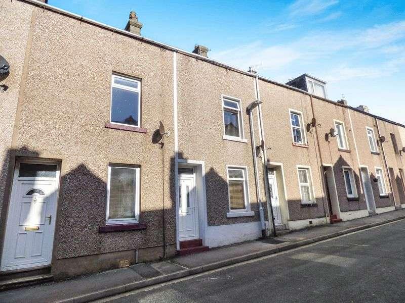 3 Bedrooms Terraced House for sale in Hugh Street, CA28 6DG