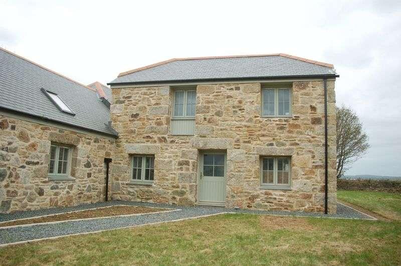 4 Bedrooms Detached House for sale in Trelean Lane, Steppy Downs Road, St Erth Praze, Hayle