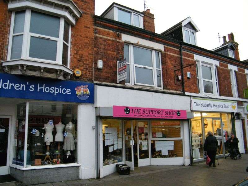 Property for sale in LUMLEY ROAD, SKEGNESS, LINCS, PE25 3NG