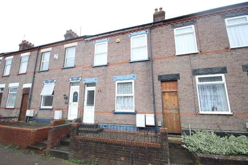3 Bedrooms Terraced House for sale in St. Pauls Road, Luton