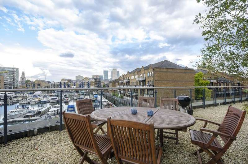 2 Bedrooms Apartment Flat for sale in 11 Branch Road, London, E14