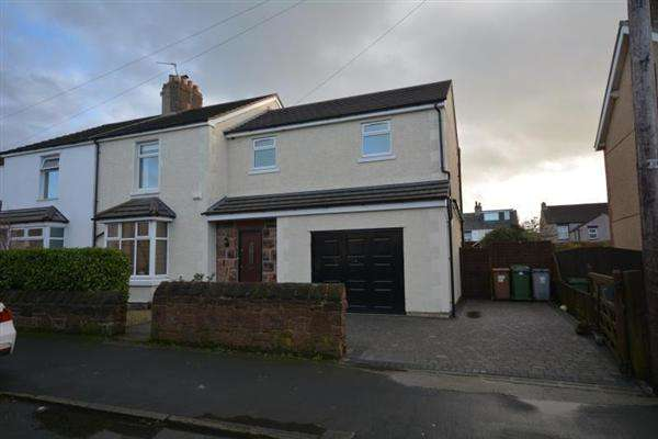 4 Bedrooms Semi Detached House for sale in Radnor Avenue, Heswall