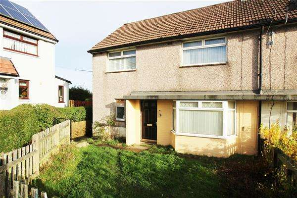 3 Bedrooms End Of Terrace House for sale in Hambleton Drive, Mixenden, Halifax