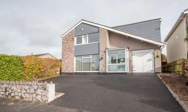 5 Bedrooms Detached House for sale in Roborough, Plymouth