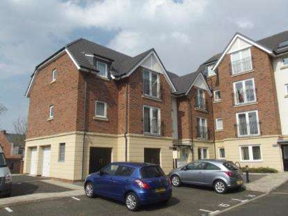 2 Bedrooms Flat for sale in Shepherds Court, Gilesgate, Durham, DH1