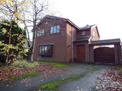 4 Bedrooms Detached House for sale in Kings Drive, Fulwood, Preston, Lancashire, PR2