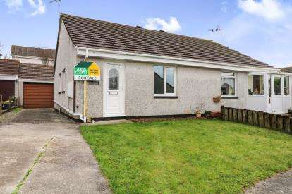 2 Bedrooms Bungalow for sale in Bodmin, Cornwall, England