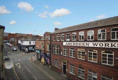 1 Bedroom Flat for sale in Base, 2 Trafalgar Street, Sheffield, South Yorkshire
