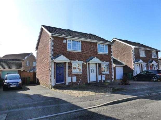 2 Bedrooms Semi Detached House for sale in Lime Kiln Gardens, Bradley Stoke, BRISTOL, BS32 0DB