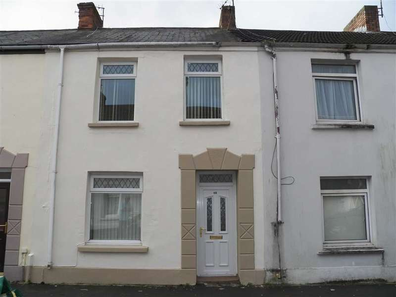 3 Bedrooms Property for sale in Dillwyn Street, Llanelli