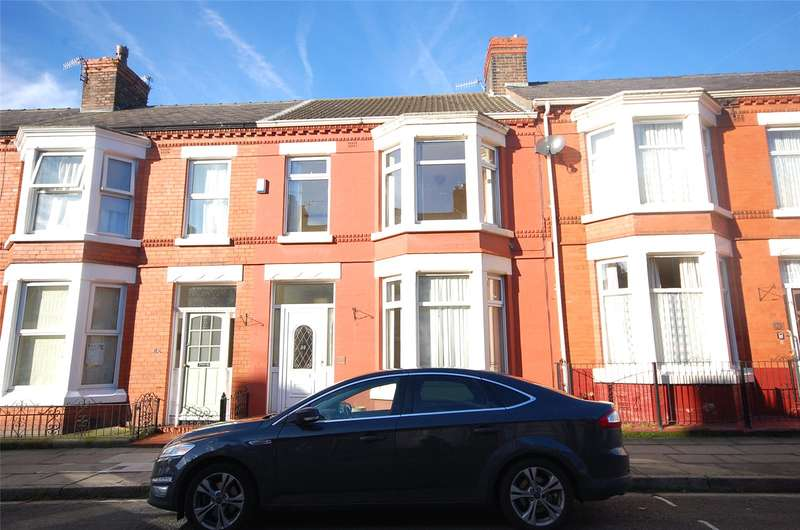 3 Bedrooms Terraced House for sale in Sandhurst Street, Aigburth, Liverpool, L17