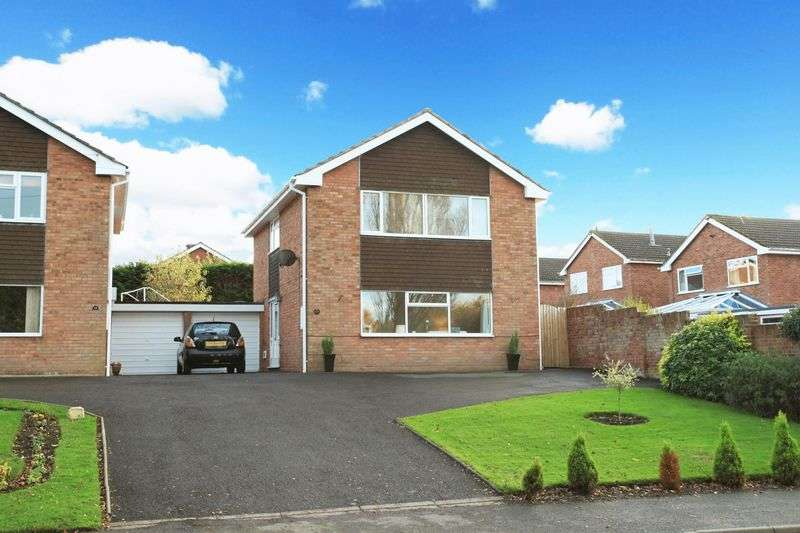 4 Bedrooms Detached House for sale in Coalport Rd, Broseley