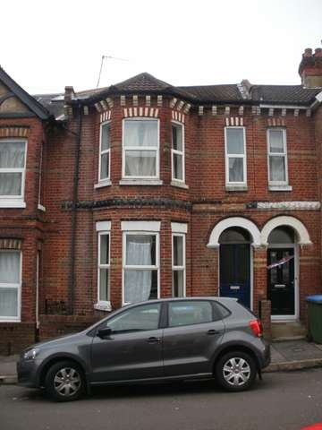 7 Bedrooms Terraced House for rent in Tennyson Road, Portswood, Southampton