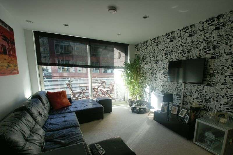 2 Bedrooms Flat for sale in St. Pauls Square, Liverpool