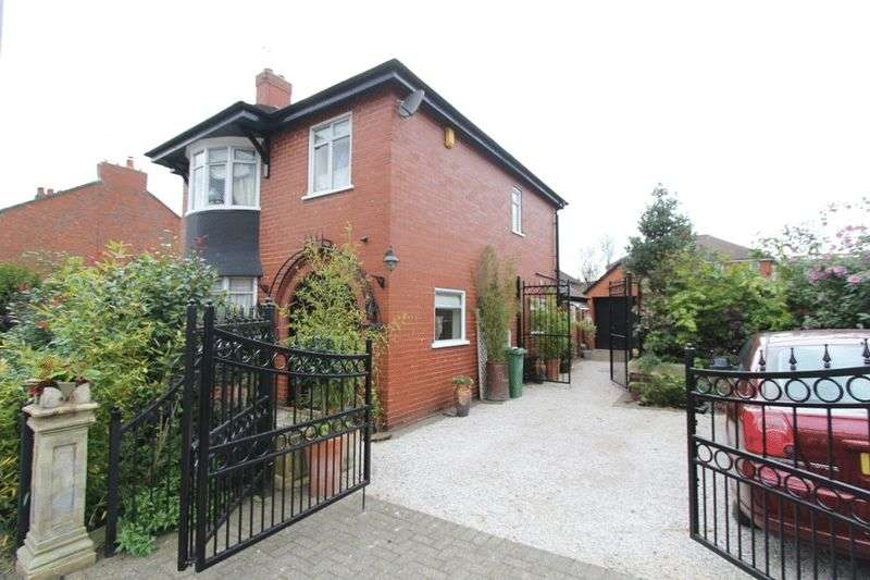 3 Bedrooms Detached House for sale in Berkeley Street, Stone