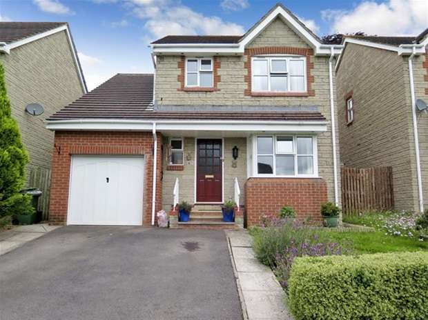 4 Bedrooms Detached House for sale in Campkin Road, Wells