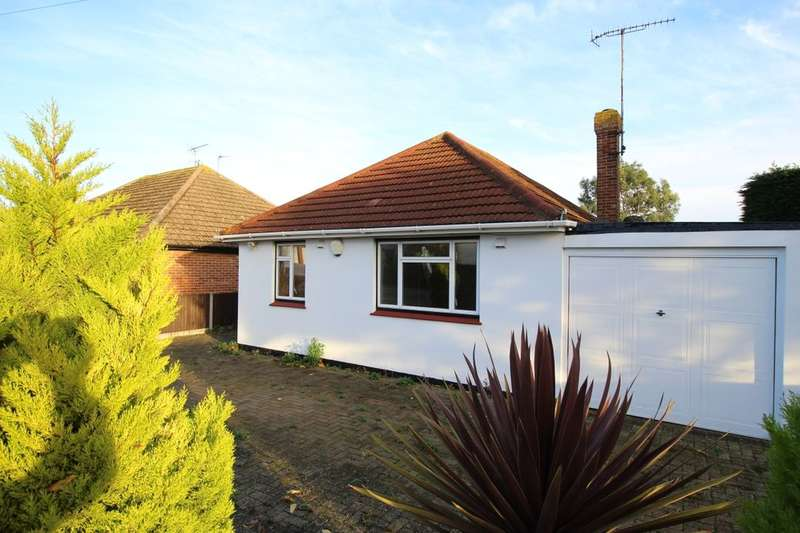 2 Bedrooms Detached Bungalow for sale in Northwood Road, Broadstairs, CT10