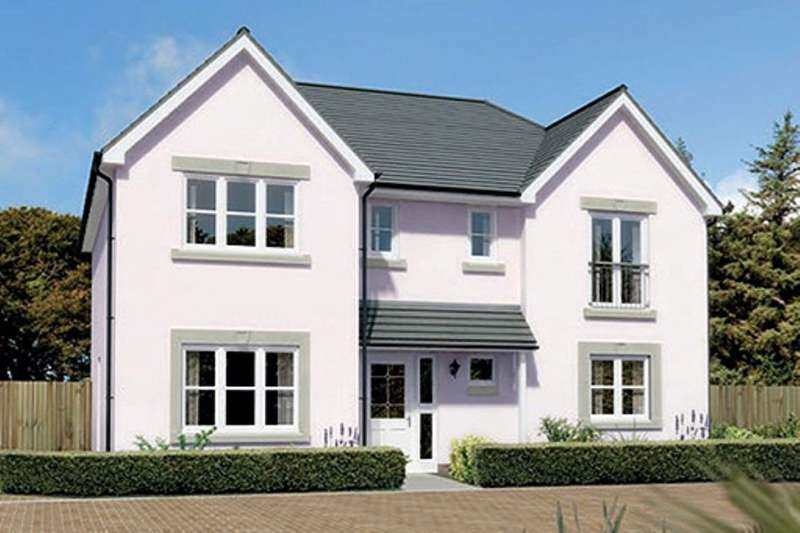 5 Bedrooms Detached House for sale in The Laurieston Hunters Meadow, Auchterarder, PH3