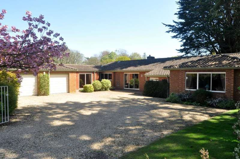 5 Bedrooms House for sale in Fountains Park, Netley Abbey, Southampton, SO31 5HB
