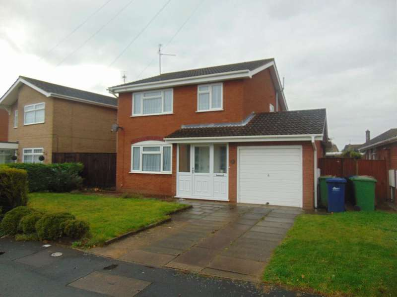 3 Bedrooms Detached House for sale in Welbeck Road, Wisbech, Cambs, PE13 2JY