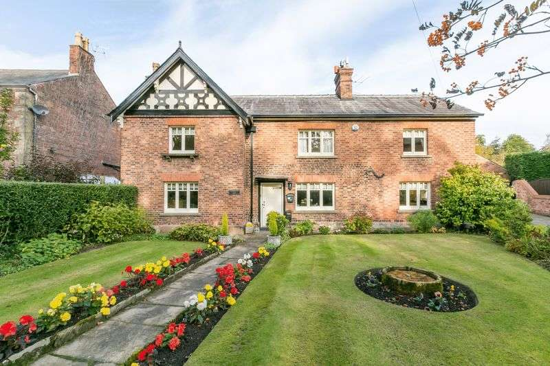 4 Bedrooms Detached House for sale in Mill House End Farm, Grape Lane, Croston, PR26 9HB