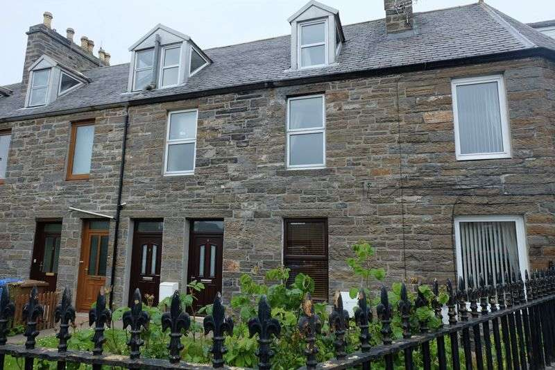 2 Bedrooms Terraced House for sale in Gladstone Place, Wick