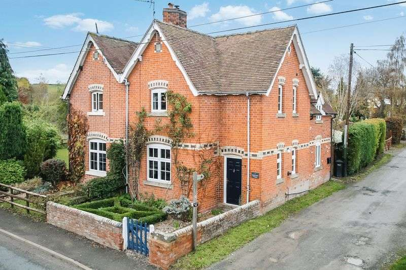 3 Bedrooms Semi Detached House for sale in Stoke Lacy
