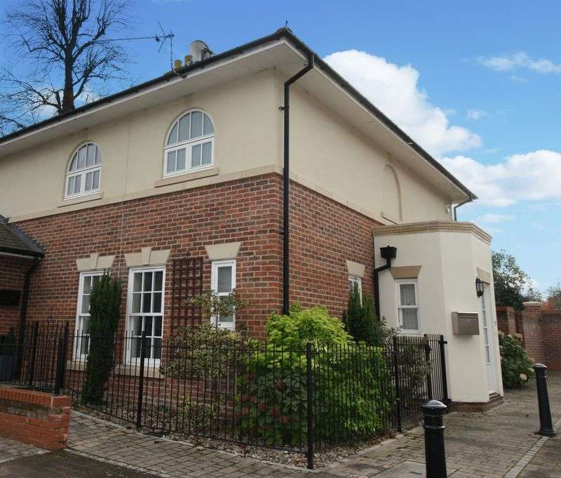 2 Bedrooms Semi Detached House for sale in Marlow