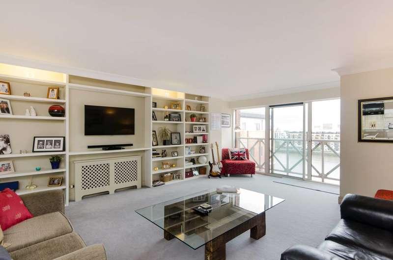 2 Bedrooms Flat for sale in William Morris Way, Sands End, SW6