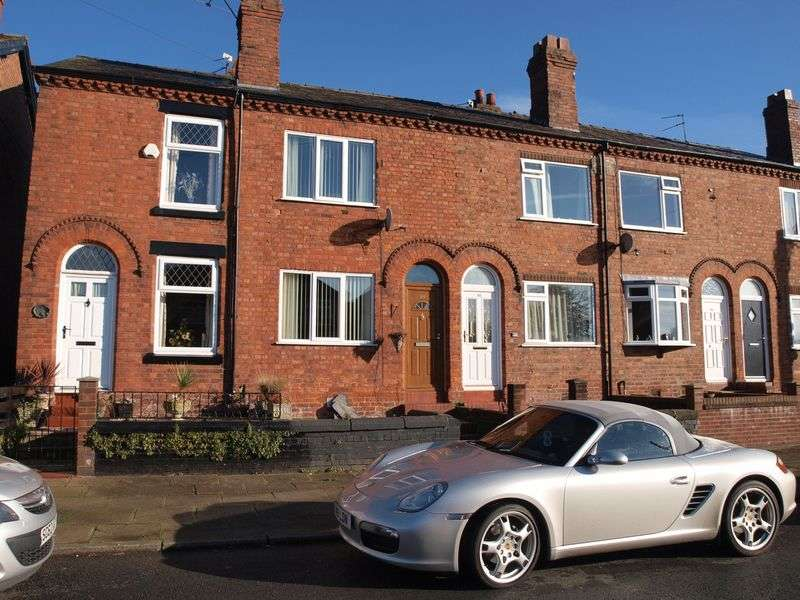 2 Bedrooms Terraced House for sale in Church Road, Barnton, Northwich, CW8 4JF
