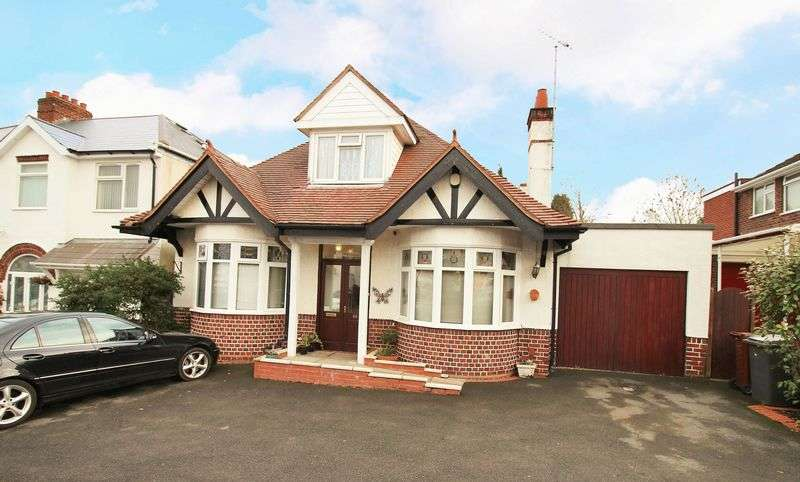 4 Bedrooms Detached Bungalow for sale in Pennhouse Avenue, Wolverhampton
