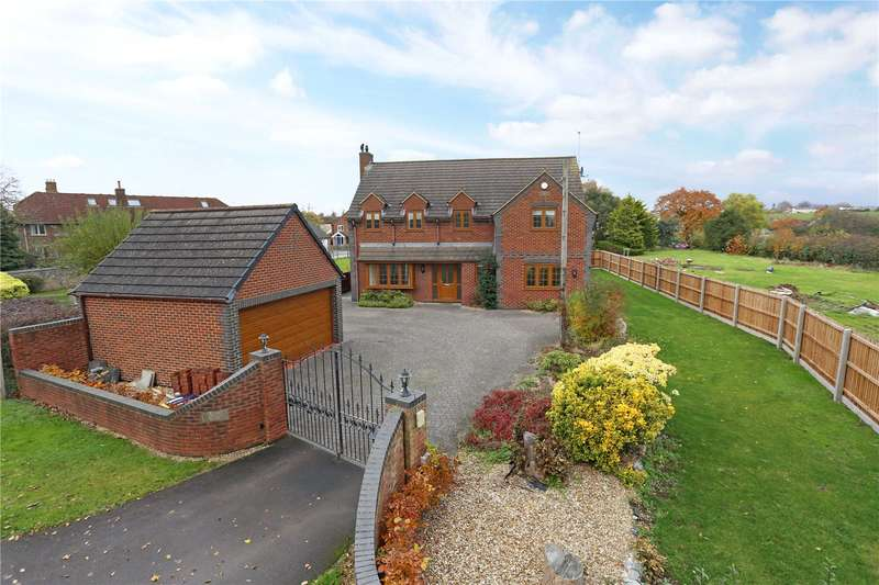 4 Bedrooms Detached House for sale in Bath Road, Eastington, Stonehouse, Gloucestershire, GL10