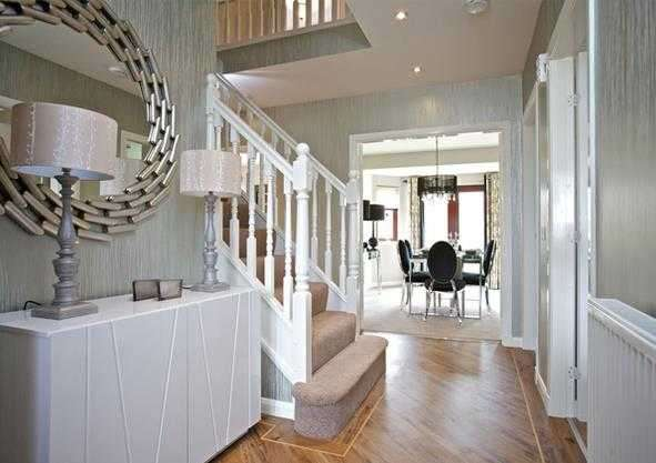 4 Bedrooms Detached House for sale in 'The Swanston' Meadowcroft, Walker Group Development, Falkirk