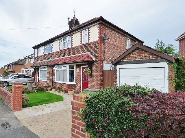 3 Bedrooms House for sale in Brook Drive, Great Sankey, Warrington