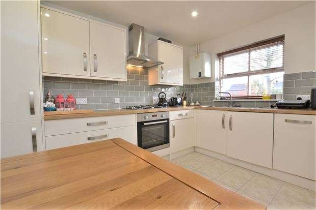 2 Bedrooms Terraced House for sale in Tarragon Drive, OXFORD, OX4 7XT