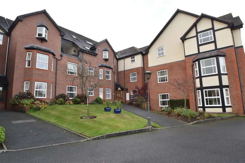 2 Bedrooms Flat for sale in Lyttelton Court, Droitwich