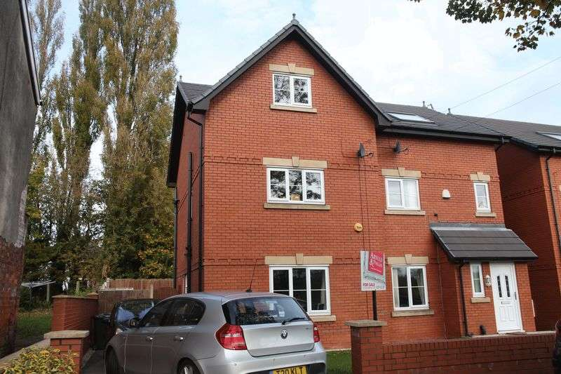 4 Bedrooms Semi Detached House for sale in Wigan Lower Road, Standish Lower Ground