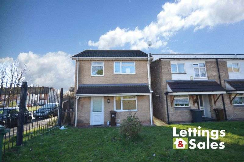 1 Bedroom Flat for sale in New Heath Close, Wolverhampton