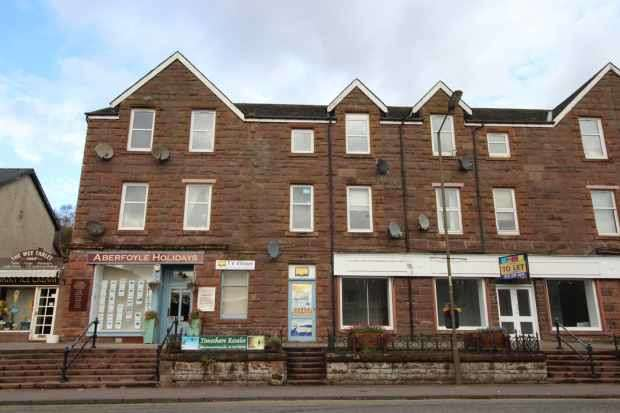 2 Bedrooms Apartment Flat for sale in Viewforth,, Aberfoyle, Stirlingshire, FK8 3UF