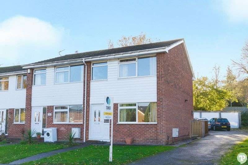 3 Bedrooms Terraced House for sale in Beech Road, Wheatley