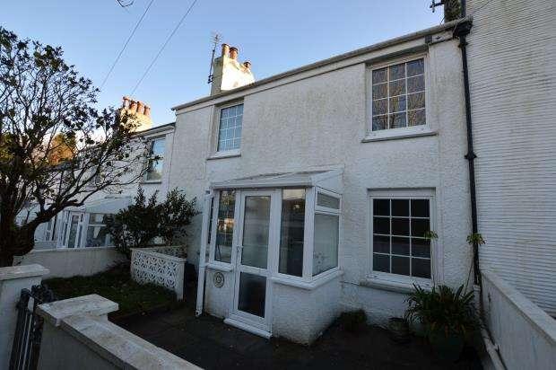2 Bedrooms Terraced House for sale in Thorn Terrace, Liskeard, Cornwall