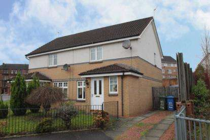 2 Bedrooms Semi Detached House for sale in Cromer Gardens, Ruchill