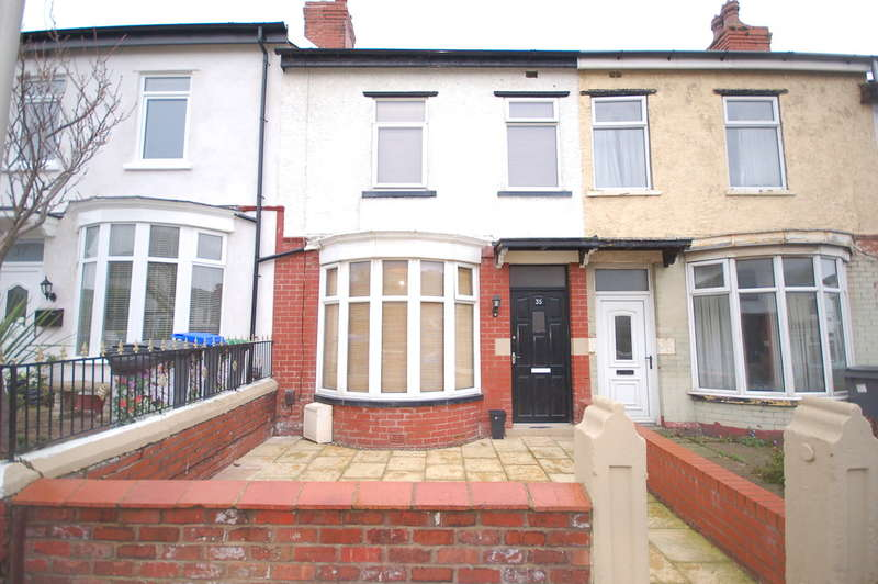 2 Bedrooms Terraced House for sale in Lune Grove, Blackpool