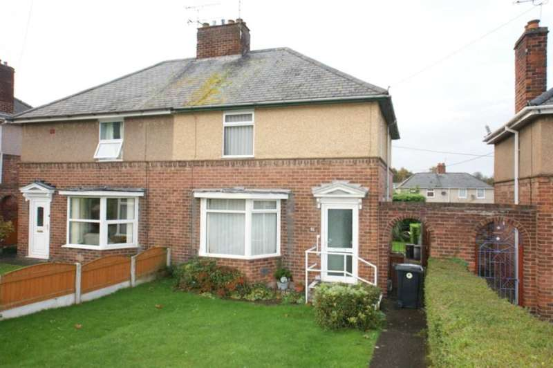 3 Bedrooms Semi Detached House for sale in 91 Riverbank, Bagillt, Flintshire. CH6 6JP