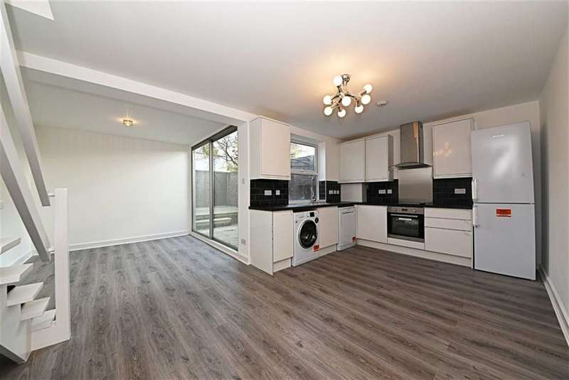 2 Bedrooms Property for sale in Grangeway, Woodside Park, London, N12